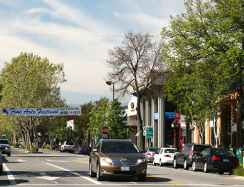 Downtown Menlo Park