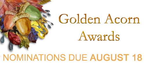 Golden Acorn Award nominations due August 18